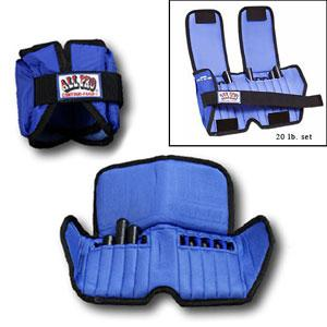 All Pro Rehabilitation Ankle Weights